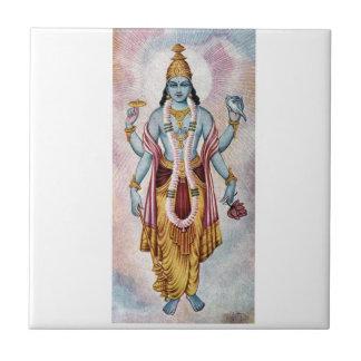 Vishnu Kleine Quadratische Fliese