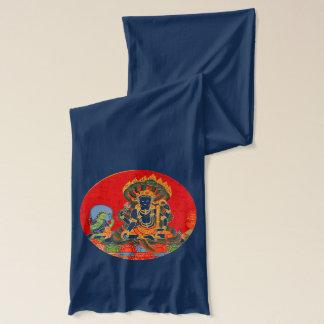 Vishnu Mandala-Yoga-Zen-Meditation Buddha Schal