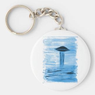 VISION-D8, das blaue Farbe malt Schlüsselanhänger