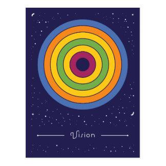 Vision Postkarte