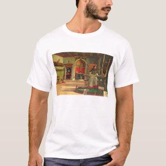 Vision von St Augustine, 1502-08 (Öl auf Leinwand) T-Shirt