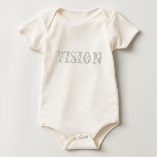 Visions-Kleid Baby Strampelanzug