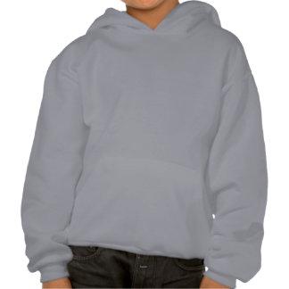 Visions-Kleid Kapuzensweatshirts