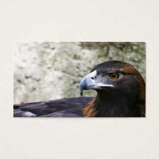 Visitenkarte des goldenen Adlers