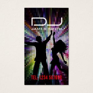 Visitenkarte DJ