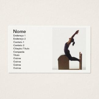 Visitenkarte - Pilates