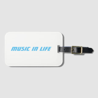 Visitenkarte-Schlitz - Musik im Leben-Logo Kofferanhänger