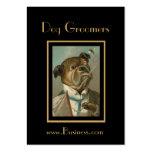 Visitenkarte-Vintage HundeGroomers