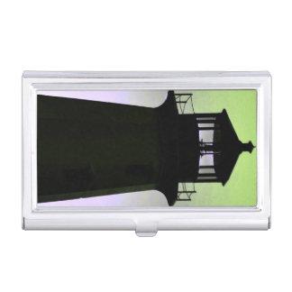 Visitenkartehalter Peggy Bucht-Leuchtturm Visitenkarten Etui