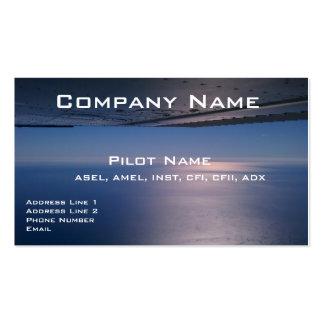 Visitenkarten für Piloten und Flieger