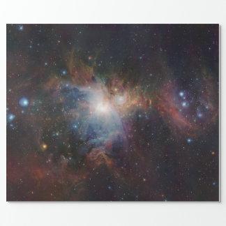 VISTA Infrarotansicht des Orions-Nebelflecks Geschenkpapier