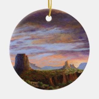 Vista Keramik Ornament