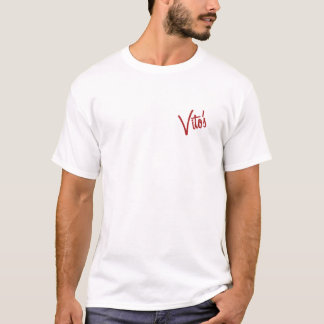 Vito Cheesesteaks, F und B T-Shirt