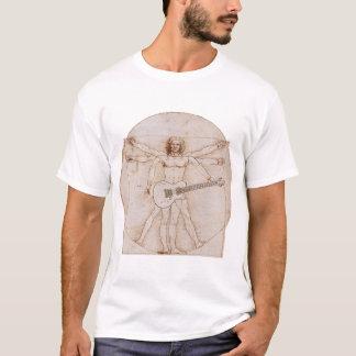 Vitruvian Mann schaukelt 2 T-Shirt