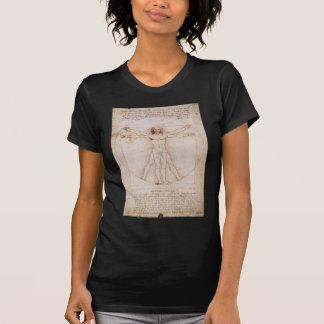 Vitruvian Mann T-Shirt