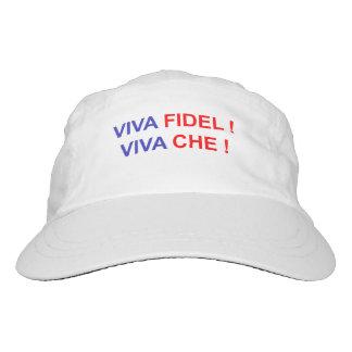 Viva Fidel! Viva Che! Headsweats Kappe