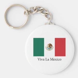 Viva La Mexiko Schlüsselanhänger