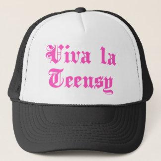 Viva La Teensy Maschen-Hüte Truckerkappe