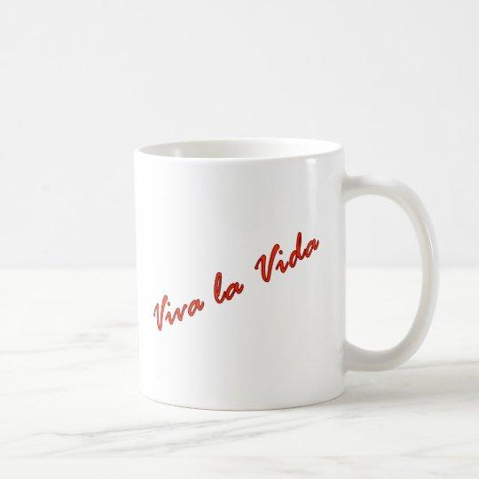 Viva la Vida Kaffeetasse