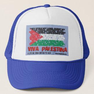 Viva Palestina Kappe