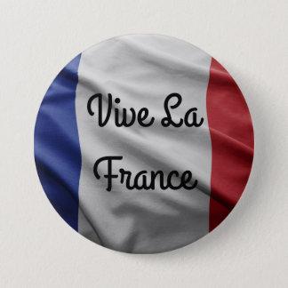 Vive La France Badge