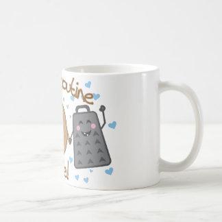 Vive La poutine râpée!! Kaffeetasse