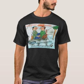 Vive le Vin, Vive le Raisin, französische Fischer T-Shirt