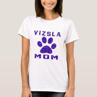 Vizsla Mamma-Geschenk-Entwürfe T-Shirt
