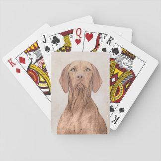 Vizsla Spielkarten