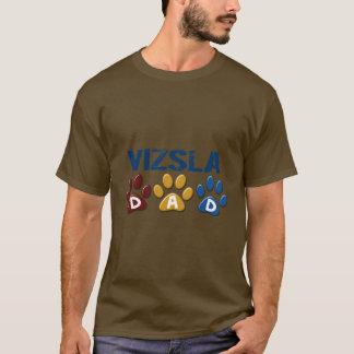 VIZSLA Vati-Tatzen-Druck 1 T-Shirt