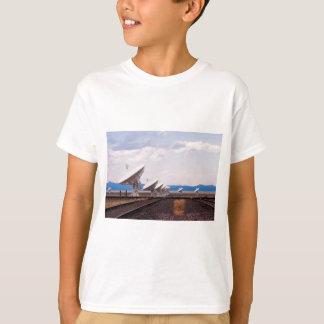 VLA sehr großes Reihen-New Mexiko T-Shirt