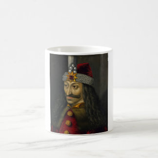 Vlad das Impaler Porträt Tasse
