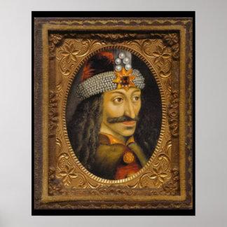 Vlad der Impaler Druck Posterdrucke