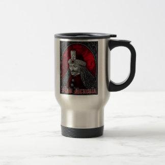 Vlad Dracula gotisch Edelstahl Thermotasse