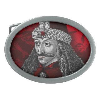 Vlad Dracula gotisch Ovale Gürtelschnallen