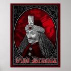 Vlad Dracula gotisch Poster