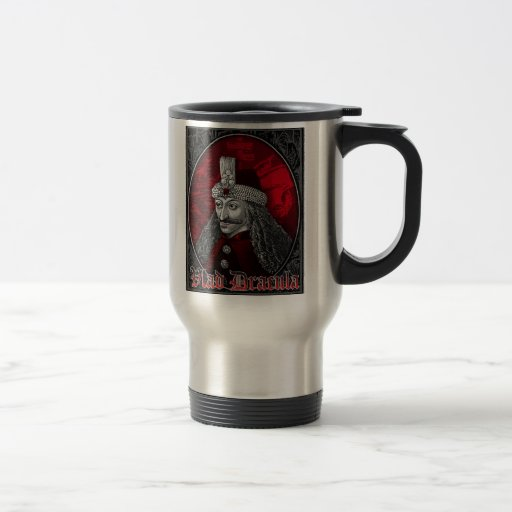 Vlad Dracula gotisch Teetassen