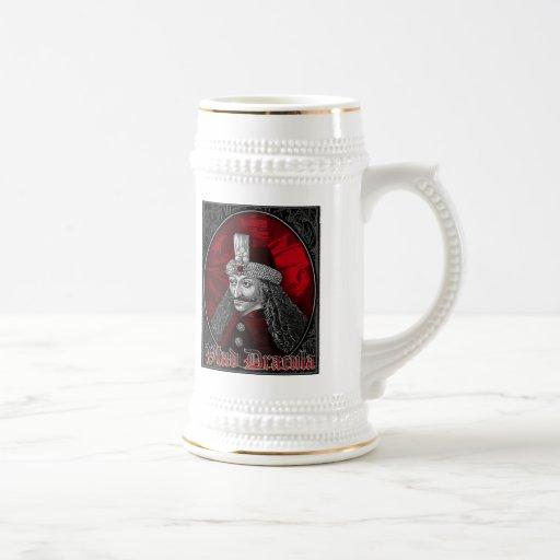 Vlad Dracula gotisch Kaffeetasse