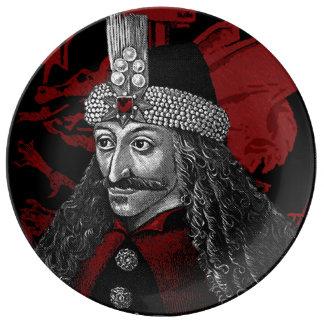 Vlad Dracula gotisch Teller