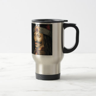 Vlad Tepes [Zählung Dracula] Edelstahl Thermotasse