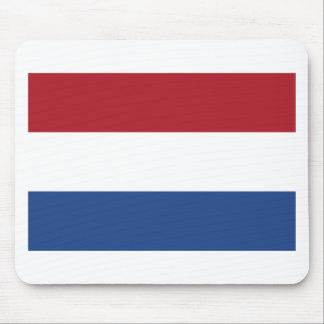 Vlag Packwagen Nederland - Flagge der Niederlande Mousepads