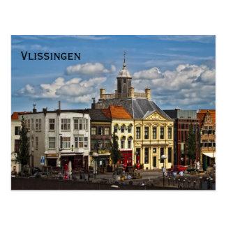 Vlissingen 01 postkarte