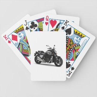 Vmax Gen2 Bicycle Spielkarten