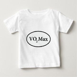 vo2 maximal baby t-shirt