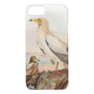 Vögel ägyptischer Geier-Johns Gould von iPhone 8/7 Hülle