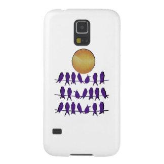 Vogel auf einem Draht Galaxy S5 Cover