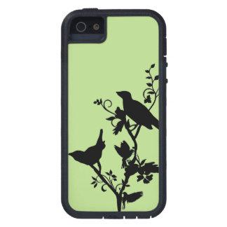 Vögel auf Niederlassungen - einzigartiger iPhone Etui Fürs iPhone 5