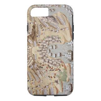 Vogel-Auge Ansicht des Westerns Griechenland iPhone 8/7 Hülle