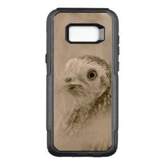 Vogel-Auge OtterBox Commuter Samsung Galaxy S8+ Hülle