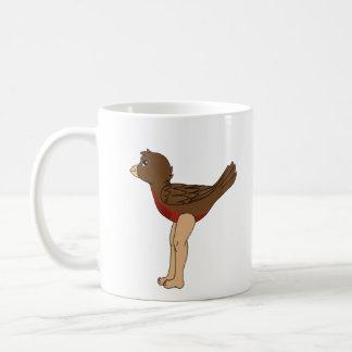 Vogel-Bein-Tasse Kaffeetasse